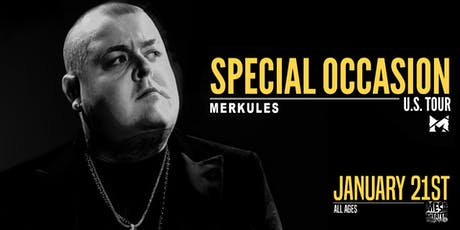 Merkules at Mesa Theater tickets