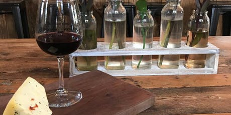 Wine & Cheese Tasting tickets