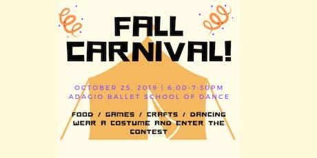 Fall Carnival 2019 tickets