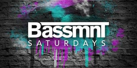 Bassmnt Saturday 11/30 tickets
