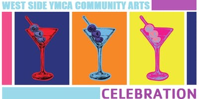 West Side YMCA Community Arts Cocktail