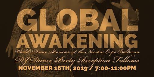 """Global Awakening"" World Dance Showcase"