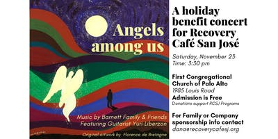 Holiday Benefit Concert for Recovery Cafe SJ