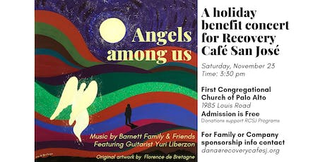 Holiday Benefit Concert for Recovery Cafe SJ tickets