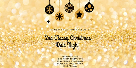 2nd Classy Christmas Date Night tickets