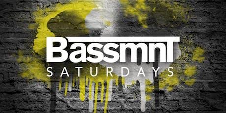 Bassmnt Saturday 12/7 tickets