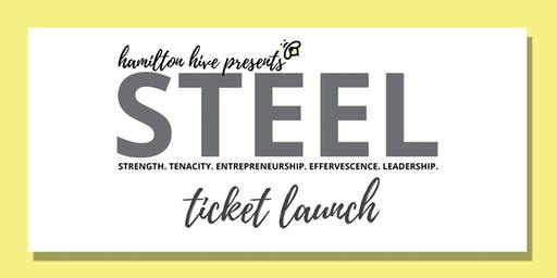 STEEL Ticket Launch