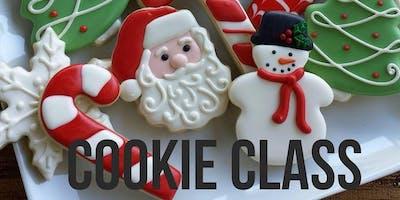 Christmas cookie extravaganza