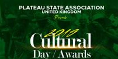 Plateau State Association UK(PSA UK)30th Anniversary,Award and Cultural Day tickets