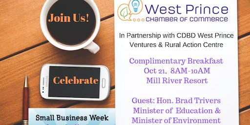 Complimentary Breakfast Business Mixer