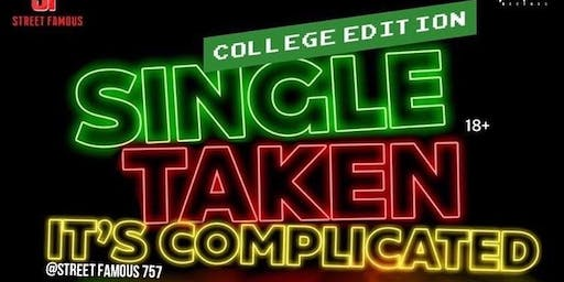 Single, Taken, It's Complicated: College Edition