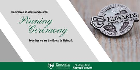 Commerce  Pinning Ceremony : Students tickets