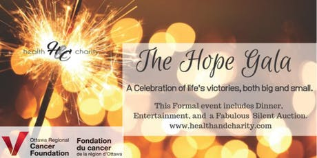 The Hope Gala tickets