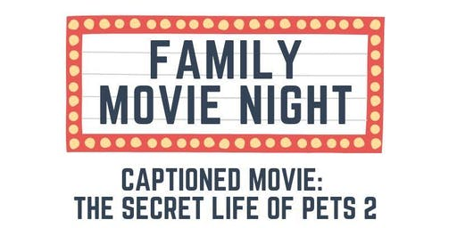 NVRC Family Movie Night