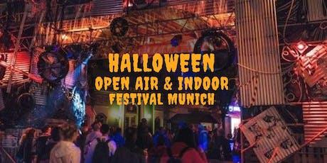 Halloween Open Air & Indoor Festival Munich Tickets