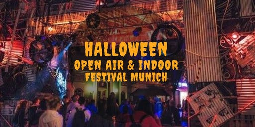 Halloween Open Air & Indoor Festival Munich