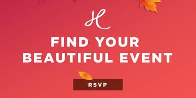 Find Your Beautiful Event