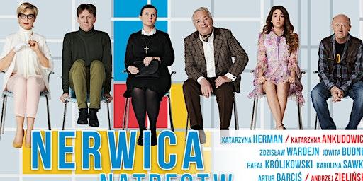 NERWICA NATRECTW, spektakl komediowy LONDYN 28.03.2020