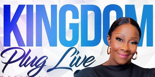 Le'Andria Johnson : KINGDOM PLUG LIVE - HBCU CULTURE HOMECOMING CONCERT