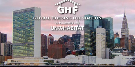 Global Housing Foundation: Celebrating 20 Years of Productive Partnerships tickets