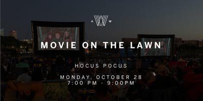 Movie on the Lawn - Hocus Pocus