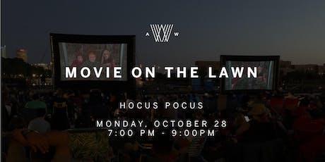 Movie on the Lawn - Hocus Pocus  entradas