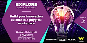 Speedy Workshop - Build an Innovation Culture in a...