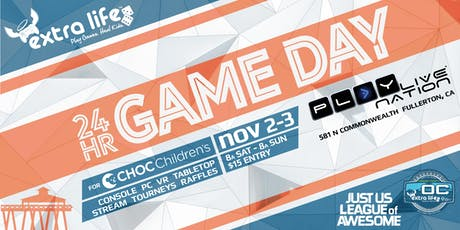 Extra Life Game Day tickets