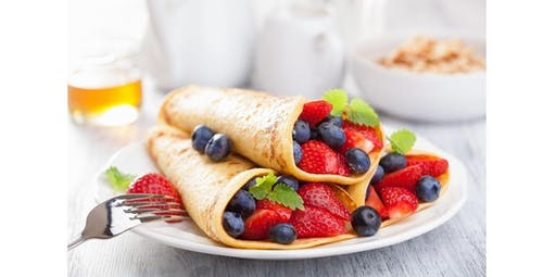 East Village: Crepe Party (Gluten Free Option) (2019-10-17 starts at 6:30 PM)