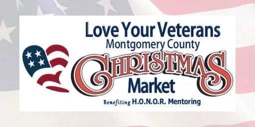 Love Your Veterans Montgomery County Christmas Market