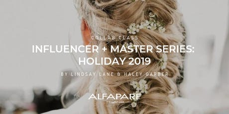 Influencer + Master Series: Holiday 2019 tickets