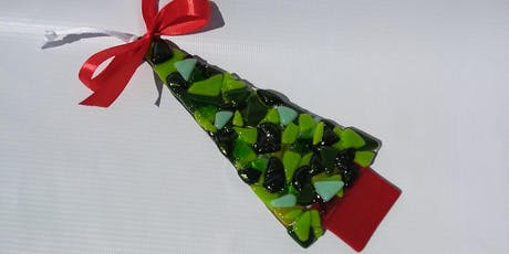 Fused Glass Christmas Decorations tickets