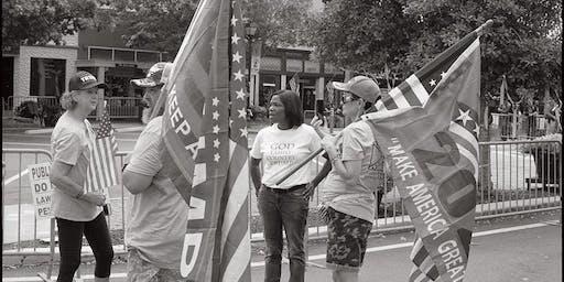 Our Political Landscapre Photography Show