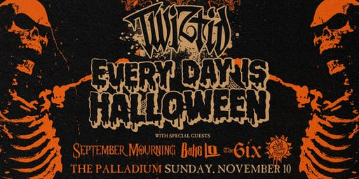 TWIZTID: EVERYDAY IS HALLOWEEN 2019