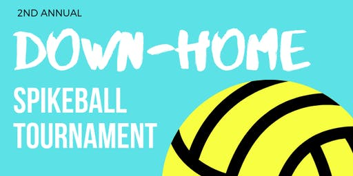 2nd Annual Down-Home Spikeball Tournament
