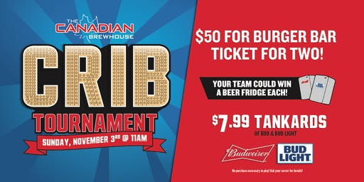 Fort Saskatchewan Crib Tournament