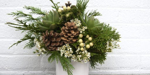 Deck the Halls! Festive Centerpieces with Alice's Table and Purgatory Cella