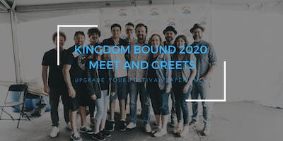 Kingdom Bound 2020 Meet & Greet