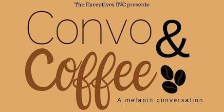 Convo & Coffee tickets