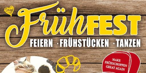 Früh Fest - Make Frühschoppen great again