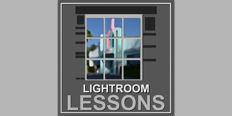 Lightroom Lessons - October tickets