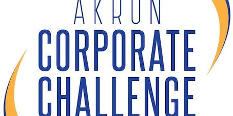 2020 Akron Corporate Challenge tickets