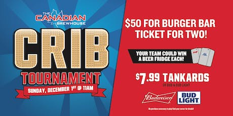 Leduc Crib Tournament tickets