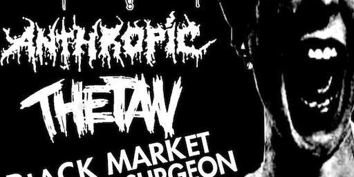 Super Mega Crust Punk Show at Media Rerun!