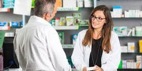 Pharmacy Assistant Information Session tickets