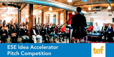 ESE Idea Accelerator Pitch Competition tickets