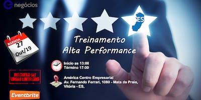 Treinamento de Alta Performance (Vitória ES)