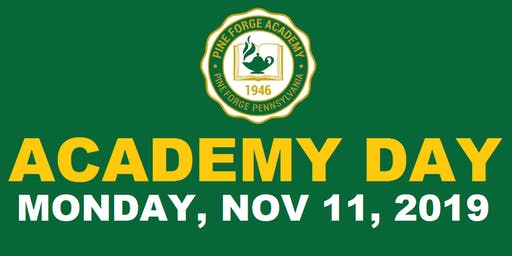 Pine Forge Academy Day 2019
