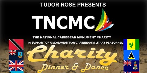 Dinner & Dance on behalf of The National Caribbean Monument Charity
