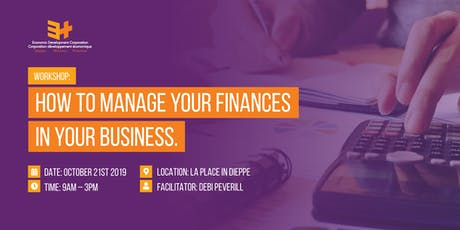 How to Manage Your Finances in Your Business tickets